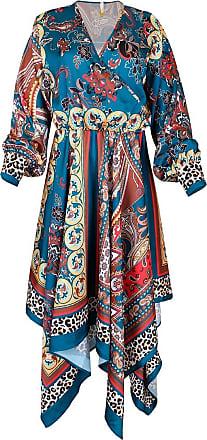 Sahoco Robe croisée asymétrique