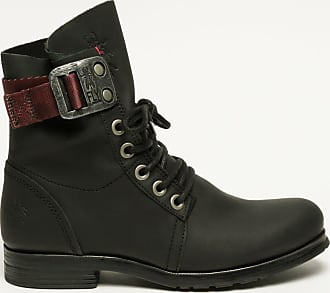 f218e49bb3005 Women's Lace-Up Ankle Boots: 160 Items up to −52% | Stylight