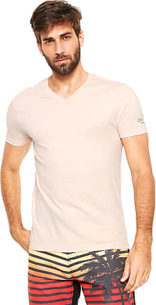 fbe54e34cf Calvin Klein Underwear Camiseta Calvin Klein Underwear Logo Rosa