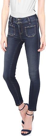 Carmim Calça Jeans Carmim Skinny Peru Azul-marinho