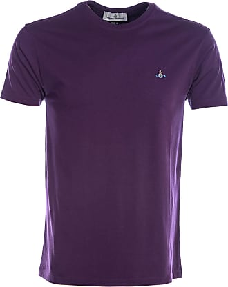 Vivienne Westwood Basic Orb T Shirt in Purple