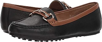 Aerosoles Drive Along (Black Tan Combo) Womens Shoes