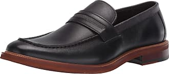 Kenneth Cole Reaction Mens RMS0066LE Palm Penny Size: 5.5 UK Black Grey