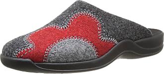Rohde Womens Vaasa-D Open Back Slippers, Grey Graphite 83, 8 UK