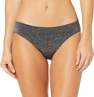 Wacoal Womens B Smooth Seamless Bikini Style Underwear, Grey, Medium