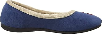Padders Womens Happy Low-Top Slippers, Blue (54 Pale Blue Combi), 3 UK 36 EU