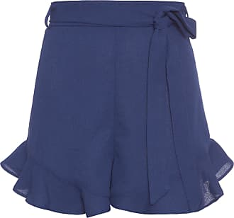 Market 33 Short Babado - Azul