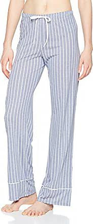 Mood Indigo 010399 Blau Huber Damen Schlafanzughosen 24 Hours Women Sleep Hose lang