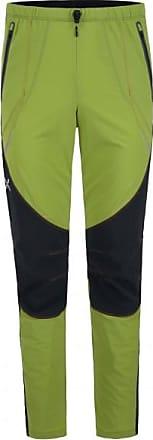 Montura Free K Pants Kletterhose für Herren | grün/schwarz