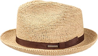 Stetson Alpena Player Crochet Raffia Hat by Stetson Sun hats 5cd47f565fe2