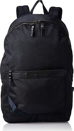 Tommy Hilfiger ELEVATED NYLON BACKPACK Mens Purse, Blue (Sky Captain), 15x45x31 centimeters (B x H x T)