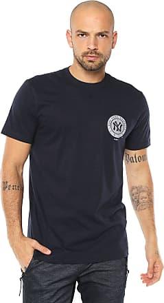 New Era Camiseta New Era New York Yankees Azul-marinho a6eb07366c3