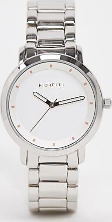 Fiorelli silver watch