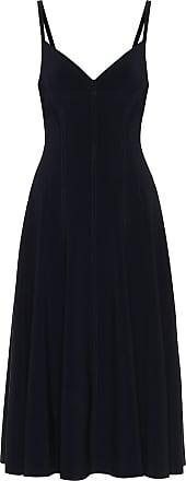 Norma Kamali Grace stretch-jersey dress