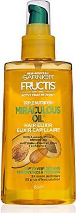Garnier Hair Care Fructis Triple Nutrition Marvelous Oil Hair Elixir, 5.0 fl oz