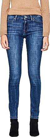 EDC by Esprit edc by ESPRIT Womens 997cc1b817 Skinny Jeans, (Blue Medium Wash 902), W28/L32