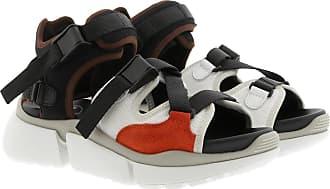 Chloé Sandals - Sonnie Strap Sandals Sepia Brown - colorful - Sandals for ladies