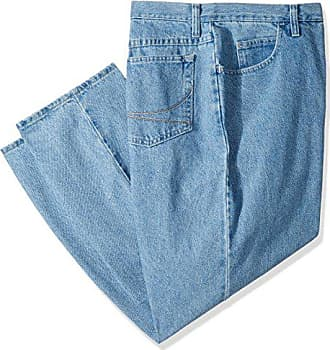 32600b31 Riders by Lee Indigo Womens Plus Size Camden Relaxed Fit 5 Pocket Jean,  Classic Blue