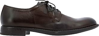 Doucal's Chetta Derby Shoes, 40.5 Brown