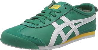 Onitsuka Tiger Womens 1182a078-300 Sneaker, Green, 6.5 UK