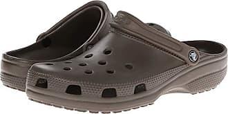 Crocs Classic Clog (Chocolate) Clog Shoes