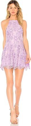 NBD Bria Dress in Purple