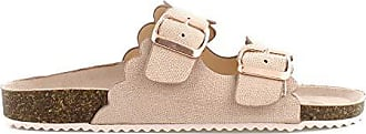 xoxo Womens Lebanon Slide Sandal, Blush, 6 M US