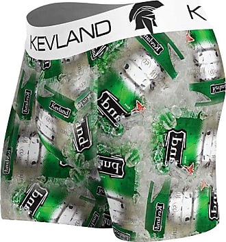 Kevland Underwear Cueca Kevland Boxer Ice Beer Verde (1, M)