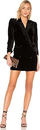 Joie Albertyne Blazer Dress in Black