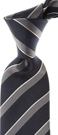 Vivienne Westwood Ties On Sale, Midnight Blue, Silk, 2017, one size