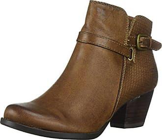 aa67f962c40 BareTraps Womens Bt Rylen Ankle Bootie Whiskey 6 US 6 M US