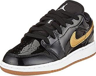 5 White Nike LowGSBaskets 03237 EU 1 Air Gold Jordan Metallic FilleNoirBlack hdxQtrsC