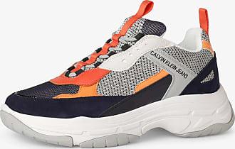 Calvin Klein Jeans Herren Murphy Mesh Rubber Spread Sneaker