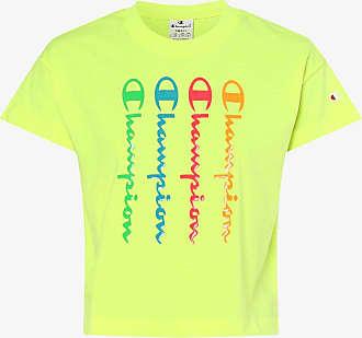 Champion Damen T-Shirt gelb