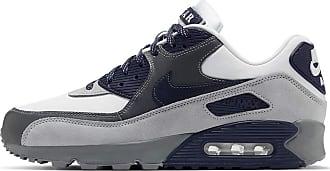 Nike Mens Air Max 90 Nrg Running Shoe, White/Neutral Indigo-Smoke Grey, 9.5 UK