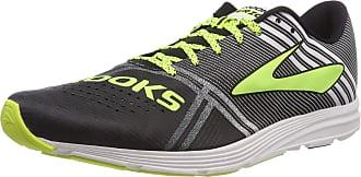 Brooks Mens Hyperion Running Shoes, Multicolour (Black/White/Nightlife 083), 7.5 UK