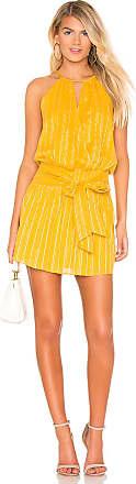 Parker Larissa Dress in Yellow