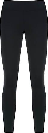 Track & Field Calça legging com recortes Redtech - PRETO