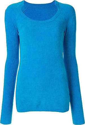 We11done slim fit top - Blue