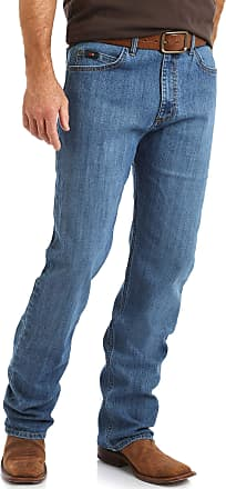 Wrangler Mens Big & Tall 20X Competition Active Flex Relaxed Fit Jean, Admiral Blue, 32W x 40L