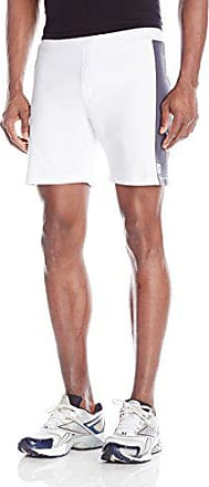 Sauvage Mens Football Sidestripe Lace Up Short