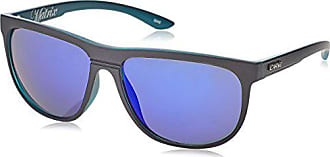d448879e14 CARVE Matrix, Gafas de Sol Unisex, Mat Blk Clr BLU Rev, 60