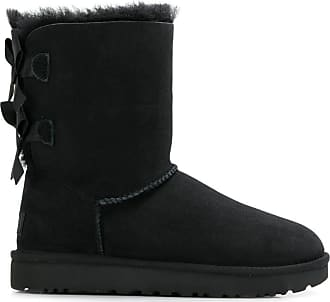 0d948a606cf UGG®: Black Leather Boots now up to −55% | Stylight