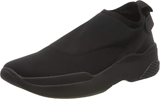 Vagabond Womens Lexy Slip On Trainers, Black Black 92, 5 UK