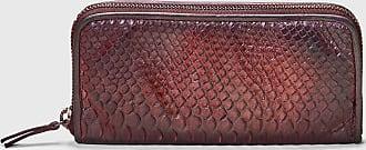 Reptiles House IVY PORTAFOGLI - Rosso
