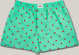 Brava Fabrics Apple Fairytale Boxer Shorts
