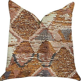 Plutus Brands Mira Oasis Shades Double Sided Luxury Throw Pillow 24 x 24 Multi Color