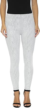 Lyssé Lace Cotton Leggings