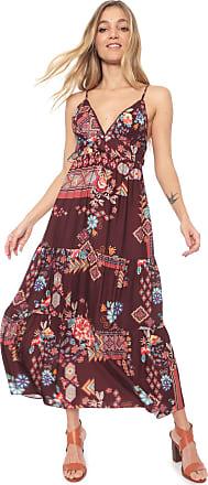 Dress To Vestido Dress to Midi Lima Marrom