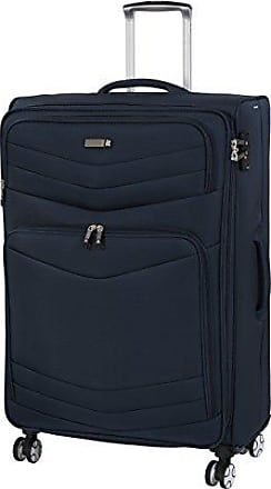 IT Luggage Intrepid 31.7 8 Wheel Spinner, Dress Blues